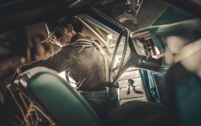 American Cowboy Driver