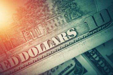 American Dollars Background