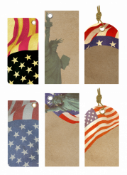 American Price Tags PNG