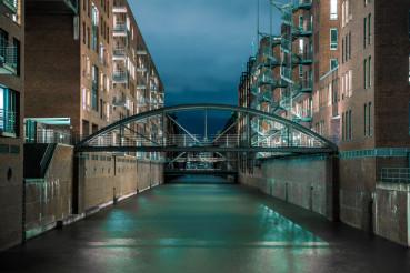 Hamburg Water Channel