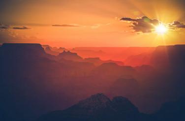 Arizona Grand Canyon Sunset