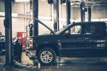 Auto Service Interior