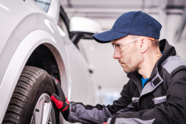 Auto Service Job