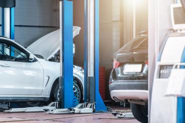 Auto Service Vehicle Maintenance