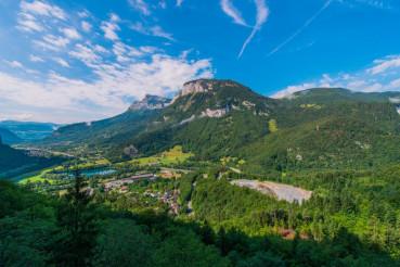 Auvergne Rhone Alpes Region