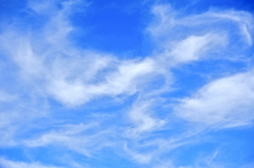 Baby Blue Sky