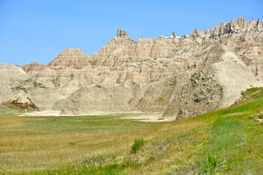 Badlands Sandstones