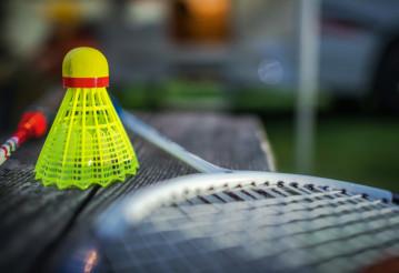 Badminton Racquet Sport