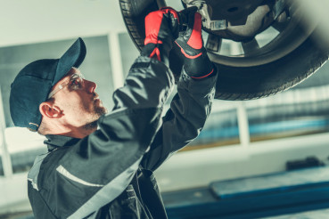 Ball Joint Car Steering Fix