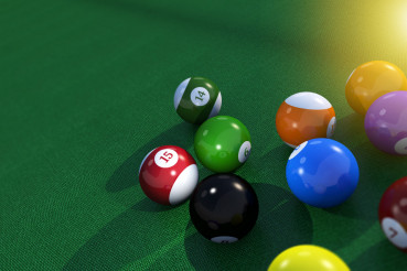 Billiard Pool Table Balls
