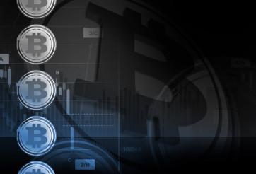 Bitcoin Trade Background