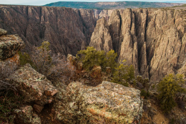 Black Canyon in Gunnison