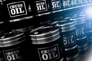 Black Oil Barrels 3D