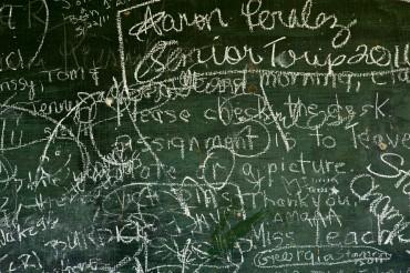 Blackboard Draws