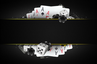 Blackjack Dices and Chips