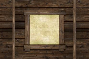Blank Wall Canvas Frame