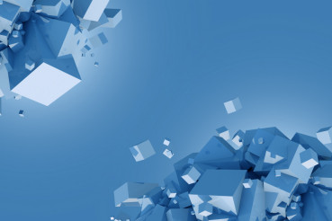 Blue Cubes Concept