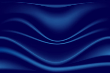 Blue Textile Backdrop
