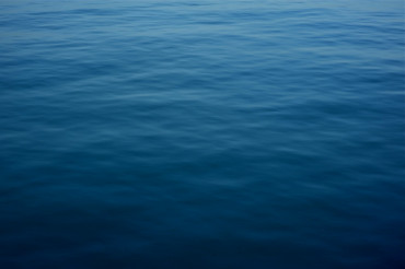 Blue Water Surface