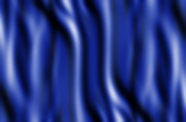 Blue Waving Background