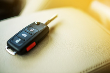 Brand New Car Keys
