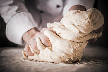 Bread Dough Preparation