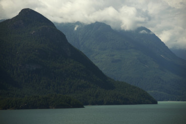 British Columbia Fjords