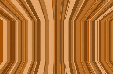Browny Stripes Abstract