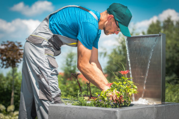 Building Creative Garden