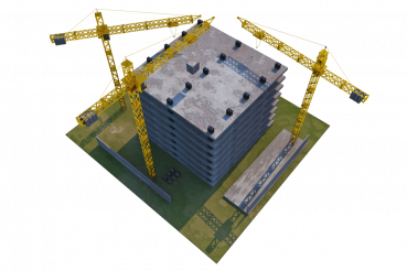Building Development PNG