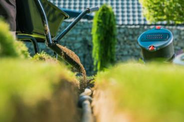 Building Garden Irrigation