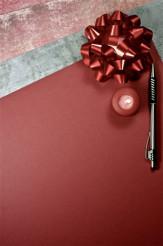 Burgundy Red Paper