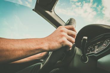 Cabriolet Car Road Trip