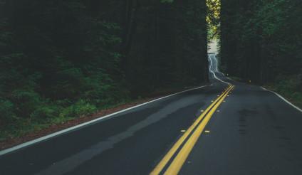 California Coastal 101 Redwood Highway