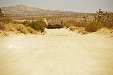 California Country Road