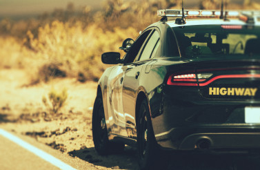 California Highway Patrol Cruiser