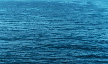 Calm Ocean Water Background