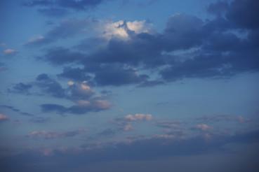 Calm Sunset Sky