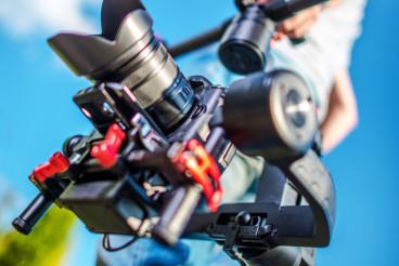 Camera Stabilization System