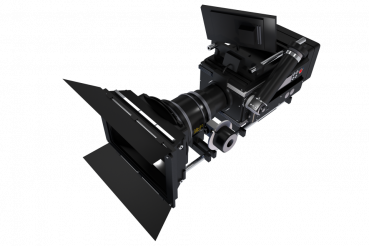 Camera with Mattbox