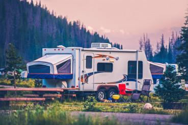 Camper Travel Trailer