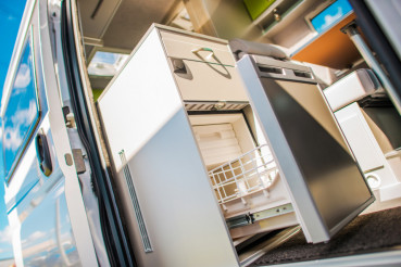Camper Van Refrigerator