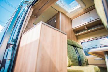 Camper Van RV Interior