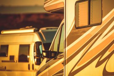 Camper Vans Camping