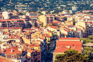 Cannes France Cityscape