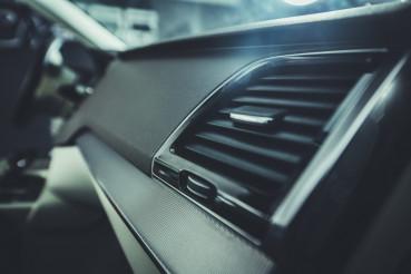 Car Air Ventilation System