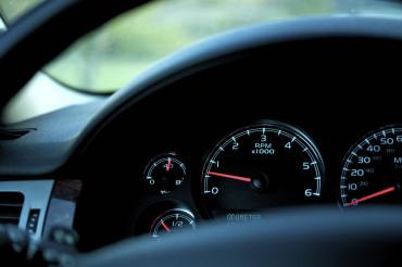 Car Dash RPM