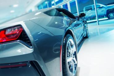 Car Dealer Showroom Sale
