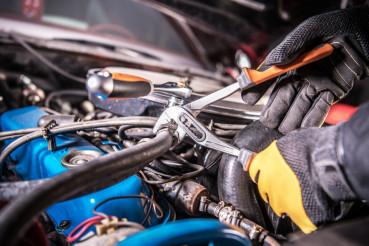 Car Engine Problem Fixing