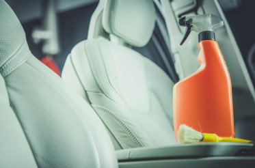Car Interior Leather Cleaning Detergent